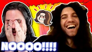 Reacting to Arin's biggest FREAK OUTS - Game Grumps Compilations