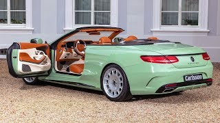 Carlsson Diospyros based on S-class Cabriolet A217