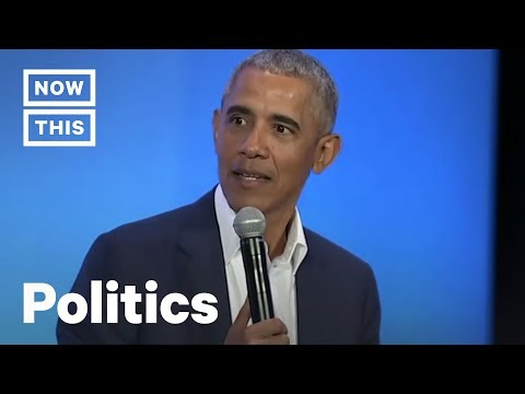 President Obama On What It Means to 'Be a Man' | NowThis