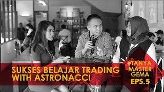 Sukses Belajar ASTROLOGY TRADING | Yuk Nabung Saham | TANYA MASTER GEMA Eps. 5