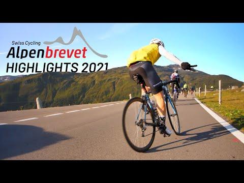 Swiss Cycling Alpenbrevet Highlights 2021