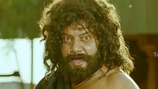 Nagarjuna Shirdi Sai Movie Scenes - Sai Kumar questioning Nagarjuna - Kamalinee, Srikanth