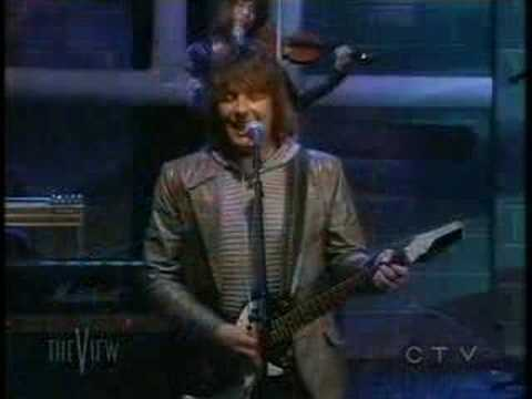 Bon Jovi - (You Want to) Make a Memory - The View