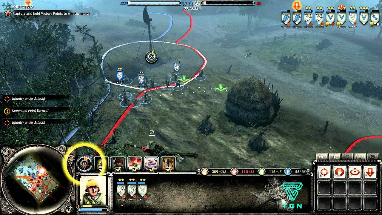 Coh 2 Case Blue : Company of heroes master collection kaufen mmoga