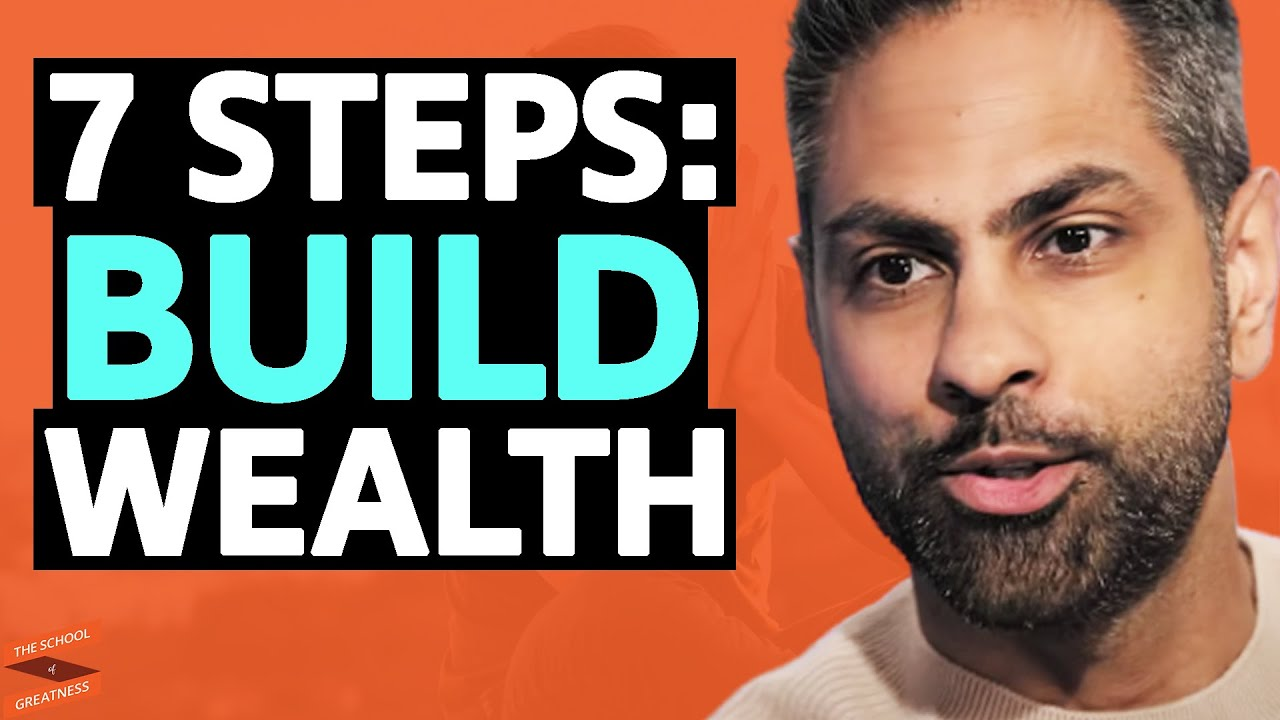 UNTOLD TRUTH About Money: 7 Steps To BUILD WEALTH From Nothing! | Lewis Howes