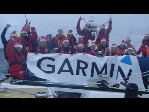 CV27 Team Garmin Christmas Song