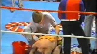 World Of Sport - Johnny Saint vs Mark Rollerball Rocco pt.2
