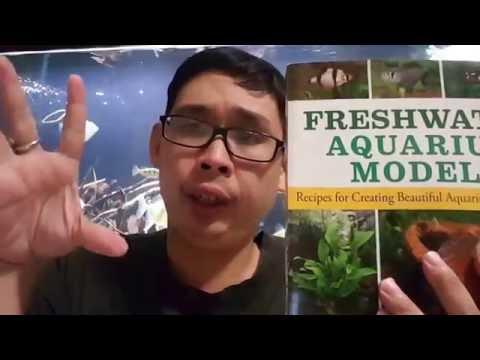 Book Review #2 - Freshwater Aquarium Models