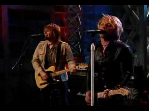 Bon Jovi- misunderstood