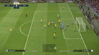 PES 2019 - Man City (YojimboKel) 2-1 Chelsea Highlights