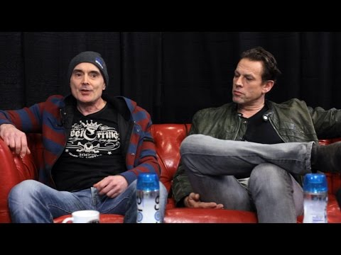 Mike Dolbear Web Show Series 2 Show 1 - Thomas Lang and Virgil Donati