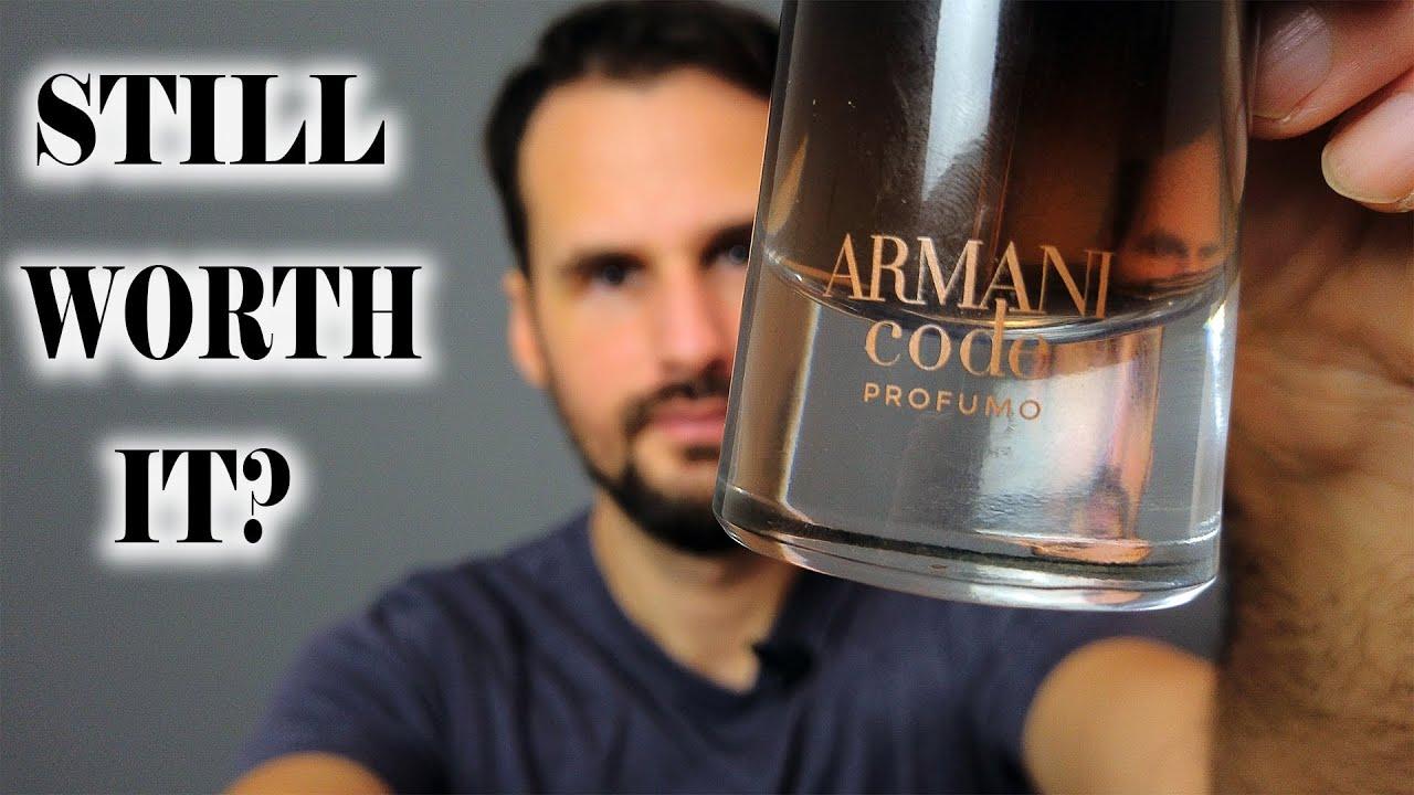 Armani Code Profumo - Still Worth It?