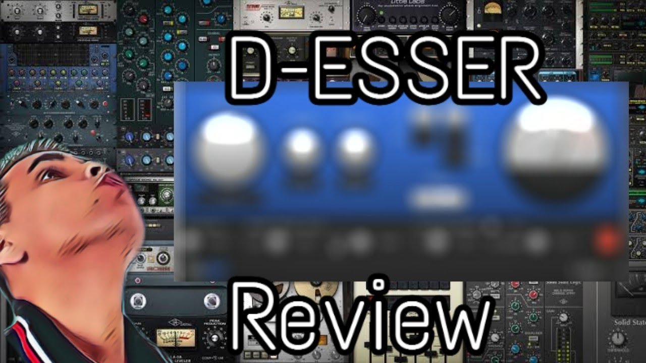 SLEEPY TIME DSP - D-ESSER  REVIEW  ( PLUGIN FREE ) - YouTube