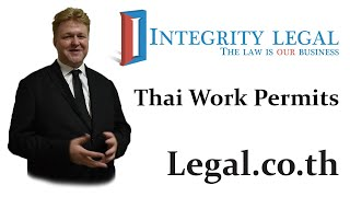 Work Permits in Thailand: What is WP1?