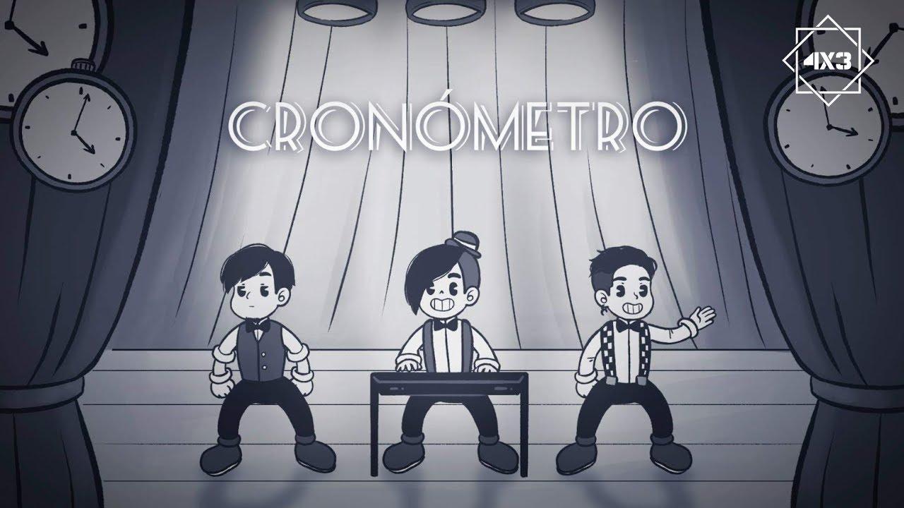 Download Cronómetro - 4x3 (Video Oficial)