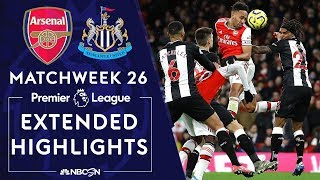 🔺 Watch Online Arsenal v. Newcastle PREMIER LEAGUE HIGHLIGHTS 2162020 NBC Sports