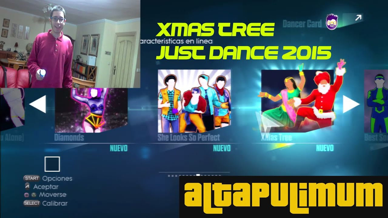 Christmas Xtree | JUST DANCE 2015 | PS3 - YouTube