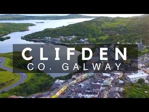 Clifden County Galway - The Capital of Connemara - Ireland. We love Clifden Ireland #Galway