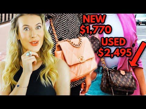 Top Trending Designer Bags On The PRELOVED Market | *make Some Cash*