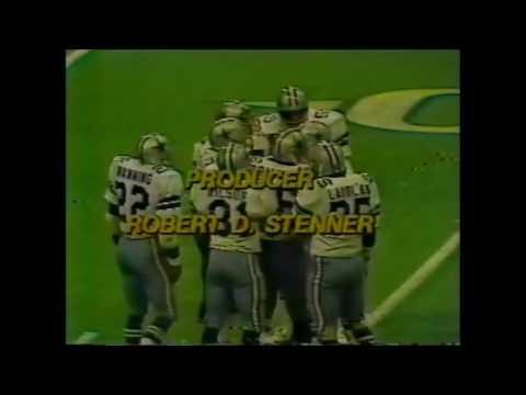 Staubach leads Cowboys over Washington 1979 Season Finale