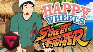 Happy Wheels: STREET FIGHTER