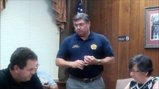September 6, 2012 JACKSON COUNTY COMMISSION WORK SESSION