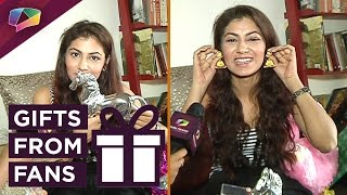 Sriti Jha Receives Birthday Gifts From Her Fans | Exclusive | India Forums
