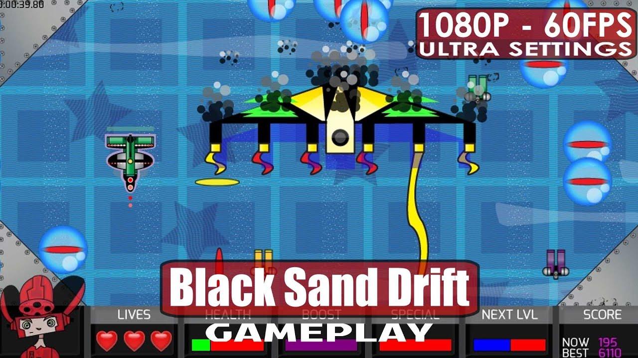 Black Sand Drift gameplay PC HD [1080p/60fps]