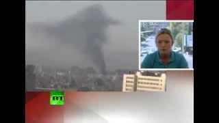 Министр обороны Сирии убит взрывом в Дамаске