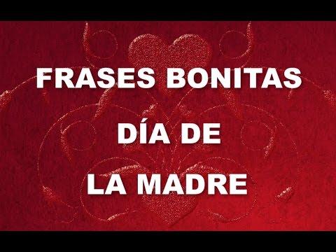 Frases Cortas Y Bonitas Para El Día De La Madre Poema Para
