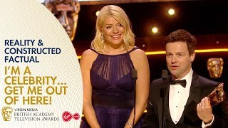 I'm A Celebrity Wins Reality & Constructed Factual | BAFTA TV Awards 2019