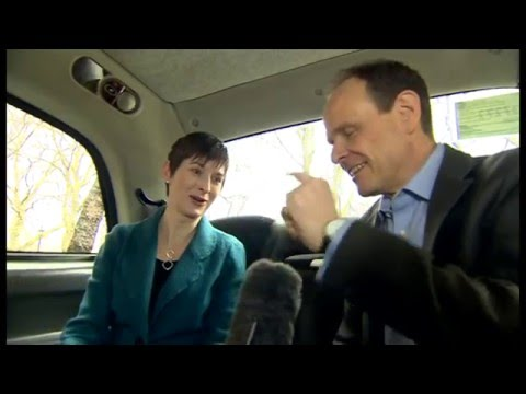 Lib Dem Caroline Pidgeon - fifth and final cab share passenger