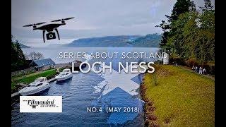 Loch Ness, Fort Augustus - Scotland series | FilmovaniDronem.cz