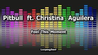 Pitbull ft. Christina Aguilera - Feel This Moment - Karaoke