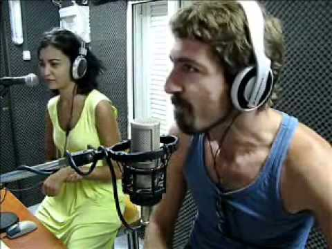 Pirate 91.00 Chios - Effie & Angelos Melekos Greek Island Radio Station.wmv