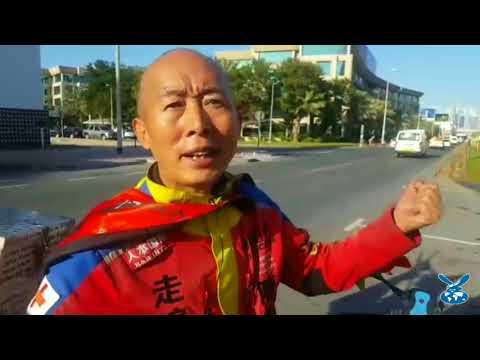 Chinese man travels across the world, but thinks UAE is best!