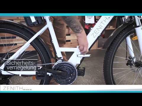 Zenith Clever • Das Faltbare E-Bike