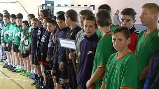 У Коломиї змагалися гандболісти із трьох областей України