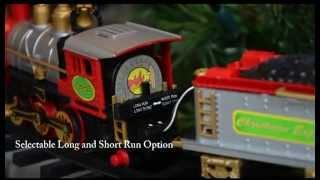 MR523018 _ Christmas Tree Train Set