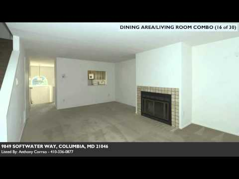 9849 Softwater Way, ColumbiaMD 21046