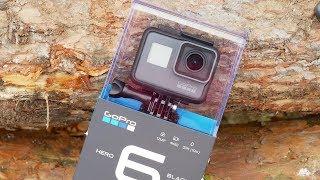 goPro Hero 6 Black: обзор экшн-камеры