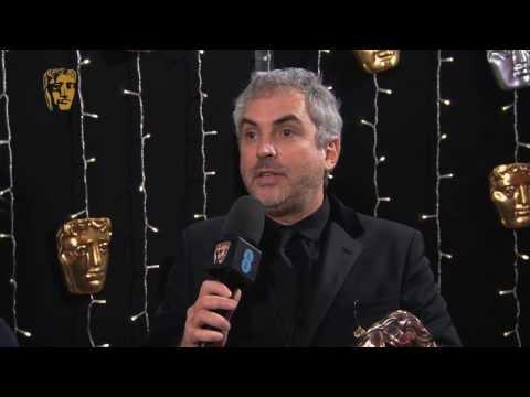 Alfonso Cuarón  Director BAFTA Winner in 2014