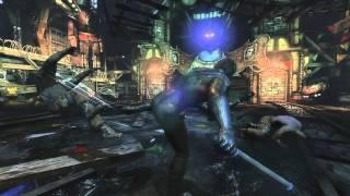 Batman: Arkham City -- Nightwing Trailer