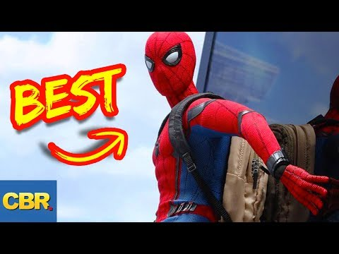 Thumbnail: 10 Reasons Spiderman: Homecoming Will Be The BEST Spidey Movie