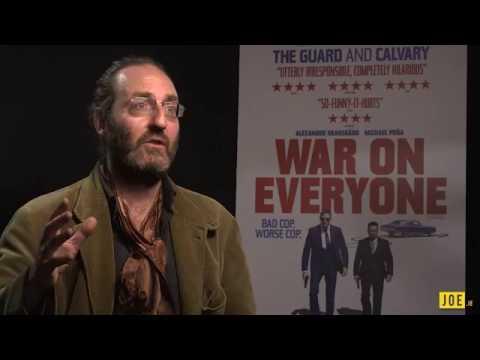 John Michael McDonagh chats to David McSavage about War On Everyone