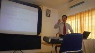 Presentation of Director FBIS