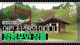 조선왕릉 5부, 청령포에 흐르는 눈물, 장릉