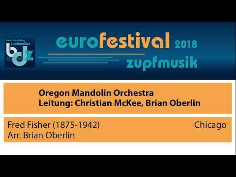 Fred Fisher (1875-1942) Chicago ; Oregon Mandolin Orchestra