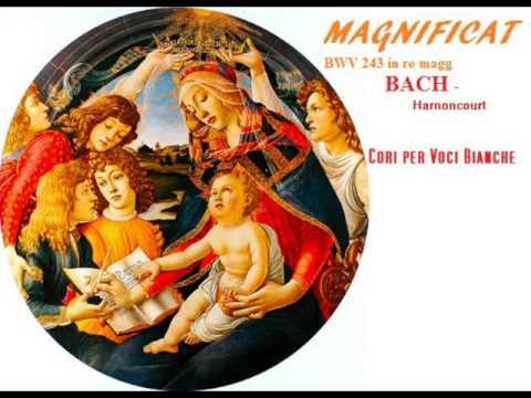 Bach   Harnoncourt Arie e Cori per Voci Bianche