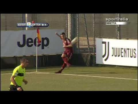 PRIMAVERA 1: Juventus - Torino 0-2